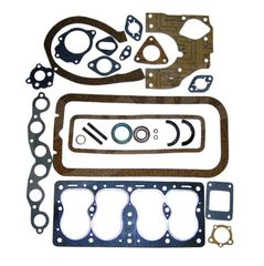 Gasket Set, Engine Overhaul, L-134 Flathead Fits MB, GPW, CJ2A, CJ3A, DJ3A, M38, Truck & Wagon