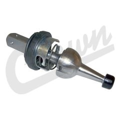 2) Gearshift Lever (Wrangler), AX15 Manual Transmission
