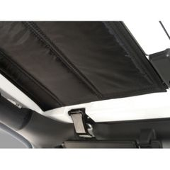Hardtop Insulation Kit, 4-Door, 07-10 Jeep Wrangler by Rugged Ridge