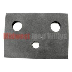 Heater Core Seal for 1972-1977-1/2 Jeep CJ5, CJ6, CJ7, C104 Commando