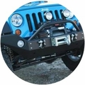 Heavy Duty Winch Bumpers