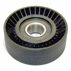 ( 4891720AA ) Idler Pulley, fits 2007-11 Jeep Wrangler JK & Wrangler Unlimited JK with 3.8L Engine by Crown Automotive