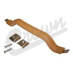 ( 55009801KS ) Handle Pull in Spice Color for 1982-95 Jeep CJ-7, CJ-8 Scrambler & Wrangler YJ By Crown Automotive