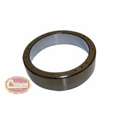 ( J0051577 ) Output Shaft Bearing Cup, fits 1963-1979 Jeep CJ, C-101 Jeepster, J-Series & Wagoneer with Dana 20 Transfer Case by Crown Automotive