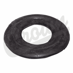 ( J0654758 ) Fuel Filler Pipe Grommet, fits 1947-1963 Willys Pickup, 1970-1977 Jeep CJ, C101, C104 Commando with Rear Gas Tank by Crown Automotive