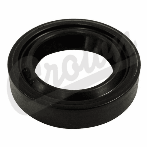 """( J0801816 ) Sector Shaft Oil Seal, 15/16"""" Inch ID, fits 1947-1953 4WD Pick Up Truck, Station Wagon, 4WD Sedan Delivery, M38, M38A1, 1966-1971 CJ5, CJ6 with V6 by Crown Automotive"""