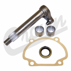 ( J0805123 ) Ross Sector Shaft Repair Kit, Fits 1941-1966 MB, GPW, CJ2A, CJ3A, CJ3B, DJ3A, CJ5, CJ6, Early 2WD Station Wagon, 2WD Sedan Delivery, Jeepster by Crown Automotive