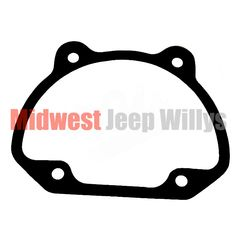 Steering Box Gasket, Fits Willys Pick-Up, Station Wagon, Sedan Delivery, 1966-1971 CJ5, CJ6, 1952-1966 M38A1