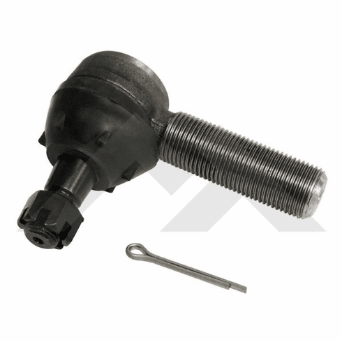 ( J0809191 ) Replacement Tie Rod End, Right Hand Thread, 3/4 inch Diameter, fits 1950-1966 Willys Jeep M38, M38A1 by Crown Automotive