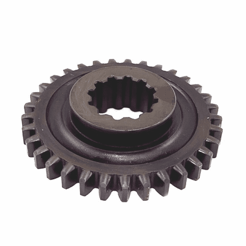 ( J0809290 ) Output Shaft Sliding Gear, fits 1963-1979 Jeep CJ, C-101 Jeepster, J-Series & Wagoneer with Dana 20 Transfer Case, (Mark 18-8-11) 33 Teeth Count by Crown Automotive