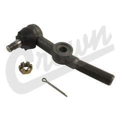 Steering Tie Rod End with Hole, fits 1967-1973 Jeep C101, C104 Commando