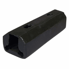 ( J0942824 ) Transmission / Transfer Case Insulator Mount for 1966-1973 CJ5, CJ6, C101, C104 with V6-225 Engine with T86A or T-14 Transmission by Crown Automotive