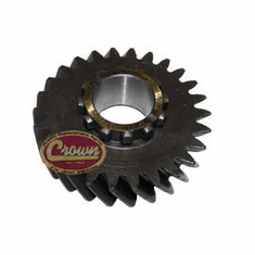 ( J0946784 ) Output Shaft Gear, fits 1963-1979 Jeep CJ, C-101 Jeepster, J-Series & Wagoneer with Dana 20 Transfer Case, (Mark 18-8-44) 26 Teeth Count by Crown Automotive