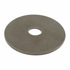 ( J0971672 ) Body Mount Flat Washer for 1967-1973 C101 Jeepster, C104 Commando by Crown Automotive