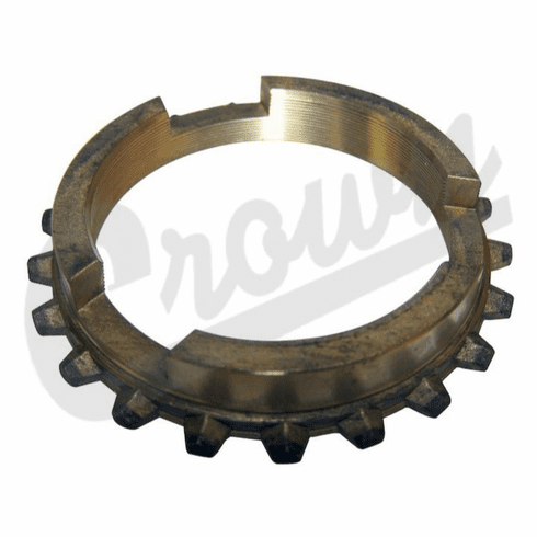 ( J0991020 ) Blocking Ring, fits 1967-1975 Jeep CJ with T14A 3 Speed Transmission by Crown Automotive