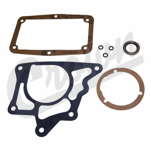 ( J0991198 ) Gasket and Seal Kit, fits 1967-1975 Jeep CJ with T14A 3 Speed Transmission by Crown Automotive