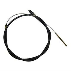 "Clutch Release Cable, 84-1/4"" Long, fits 1967-1971 C101 Jeepster Commando"