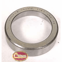 ( J3156062 ) Front Output Shaft Bearing Cup for 1980-86 Jeep CJ with Model 300 Transfer Case By Crown Automotive