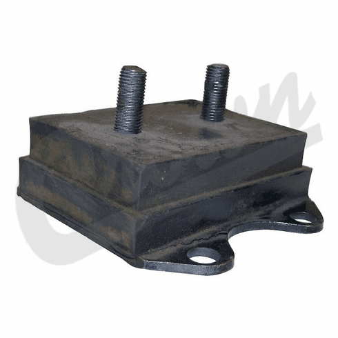 ( J3176909 ) Engine Mount fits 1965-1967 Jeep Wagoneer, Gladiator with AMC 327 V8 Engine, Left or Right By Crown Automotive
