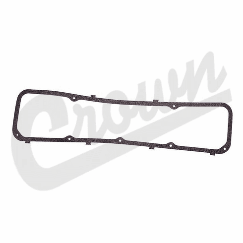 ( J3181291 ) Valve Cover Gasket for 1972-80 Jeep Vehicles with 5.0L  or 5.9L Engine By Crown Automotive