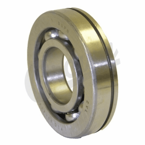 ( J3184013 ) Front Mainshaft Bearing, fits 1967-75 Jeep CJ with T14A 3 Speed Transmission By Crown Automotive