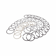 ( J3208066030 )  Piston Ring Set, 1971-91 AMC V8 360, .030 Over by Preferred Vendor