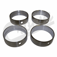 ( J3208985 ) Camshaft Bearing Set .010 Oversized for 1983-98 Jeep with 2.5L Engine, 1972-90 with 4.2L Engine & 1987-98 with 4.0L Engine by Crown Automotive