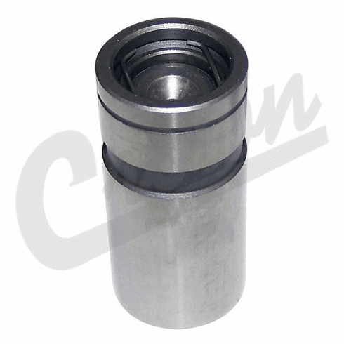 ( J3222276 ) Valve Lifter for 1972-90 Jeep Models with 4.2L Engine, 1987-06 with 4.0L Engine, 1971-91 with 5.0L, 5.9L Engine and 1983-02 2.5L Engine By Crown Automotive