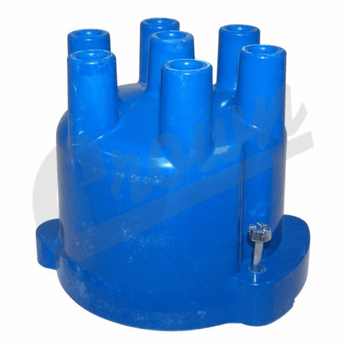 ( J3230457 ) Distributor Cap for 1978-1990 Jeep Models with 4.2L 6 Cylinder Engine By Crown Automotive