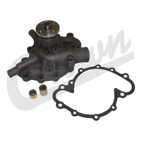 ( J3234427 ) Water Pump, fits Jeep CJ5, CJ7 & CJ8 1973-1981 w/ AMC 304 5.0L Engine By Crown Automotive