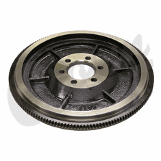 ( J3240094 ) Flywheel Assembly for 1982-1987 Jeep CJ, Wrangler, Jeep SJ & J-Series By Crown Automotive