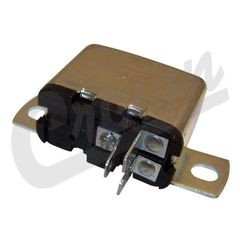 Horn Relay for 1972-1974 Jeep CJ5, CJ6, C104 Commando