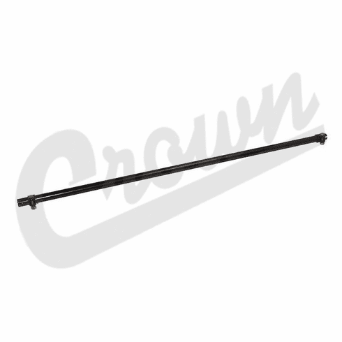 "( J5350589 ) Tie Rod Tube, 1972-1983 Jeep CJ, C104 Commando Models, 40.12"" Long, Knuckle To Knuckle By Crown Automotive"