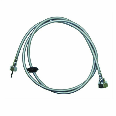 "( J5351777 ) Speedometer Cable, 69"" Long, fits 1977-1986 Jeep CJ with Standard Transmission By Crown Automotive"