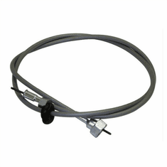 "( J5351778 ) Speedometer Cable, 60"" Long, fits 1941-1971 Jeep MB, GPW, CJ2A, CJ3A, CJ3B, CJ5, CJ6, FC150, FC170 by Crown Automotive"