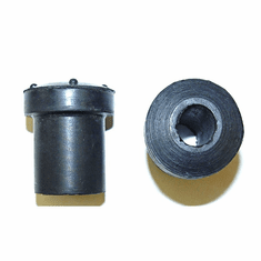 ( J5355966 ) Replacement Front Shackle Bushing for 1976-86 Jeep CJ Series By Crown Automotive