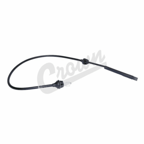 """( J5356484 ) Accelerator Cable for 1976-78 Jeep CJ5, CJ7 with 6 Cyl, 30-1/2"""" Long By Crown Automotive"""