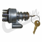 ( J5454951 ) Ignition Switch, fits 1967-1975 Jeep Commando C101, C104, CJ5, CJ6 By Crown Automotive