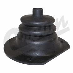 ( J5752010 ) Shifter Boot, 1980-81 Jeep CJ with SR4 4 Speed Transmission By Crown Automotive