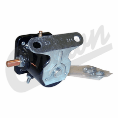 ( J5752125 ) Starter Relay for 1980-87 Jeep CJ, Wrangler YJ with 4.2L, 5.0L Engine with Automatic Transmission By Crown Automotive