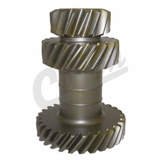 ( J8124907 ) Transmission Cluster Gear for 1976-79 Jeep CJ with T150 3 Speed Transmission By Crown Automotive