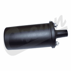 ( J8125028 ) Ignition Coil for 1972-1977 Jeep CJ, C104 Commando with 3.8L, 4.2L & 5.0L Engines By Crown Automotive