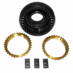 ( J8126235 )  Synchronizer Assembly 2nd & 3rd Gears, All Jeeps With T150 Manual Transmission by Preferred Vendor