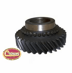 ( J8127422 ) 32 Tooth 2nd Gear, 1980-81 Jeep CJ with SR4 4 Speed Transmission By Crown Automotive