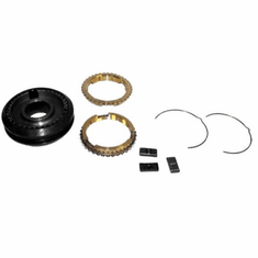 ( J8132376 ) Synchronizer Assembly 3rd & 4th Gear for 1980-86 Jeep CJ & J Series with T176 & T177 4 Speed Transmission By Crown Automotive