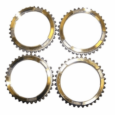 ( J8132378 ) Synchronizer Blocking Ring Set for 1980-86 Jeep CJ & J Series with T176 & T177 4 Speed Transmission By Crown Automotive