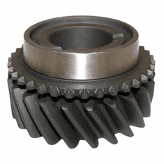 ( J8132379 ) 23 Tooth Third Gear for 1980-86 Jeep CJ with T176 4 Speed Transmission By Crown Automotive