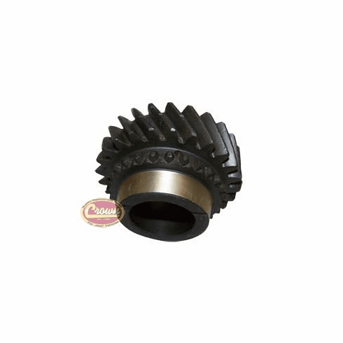 ( J8132674 ) 25 Tooth 3rd Gear, 1980-81 Jeep CJ with SR4 4 Speed Transmission By Crown Automotive