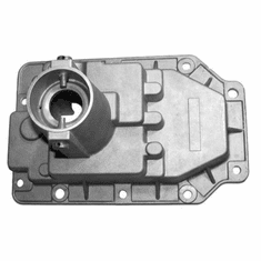 ( J8134292 ) Shifter Cover for 1980-86 Jeep CJ & J Series with T176 or T177 4 Speed Transmission By Crown Automotive
