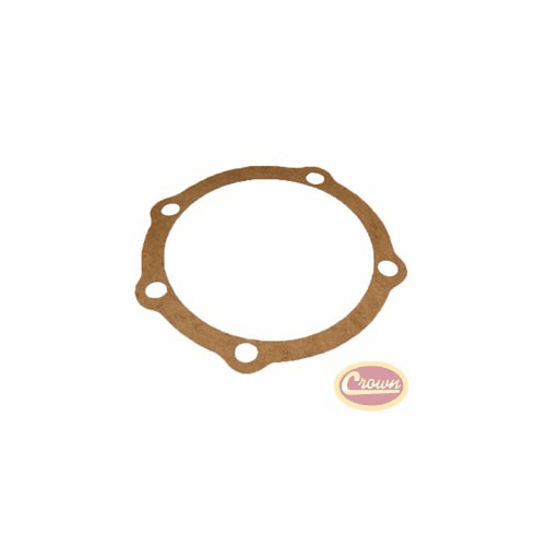 ( JA007361 ) Rear Output Shaft Cap Gasket, fits 1963-1979 Jeep CJ, C-101 Jeepster, J-Series & Wagoneer with Dana 20 Transfer Case by Crown Automotive